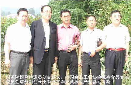 四川花卉食品产业发展现状与前瞻